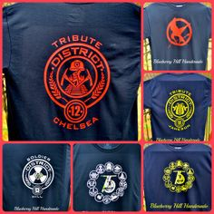 Hunger Games Catching Fire shirts