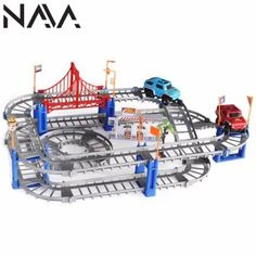 Shop Online NaVa 67 PCS Customizable Highway Electronic Car Full Track SetOrder in good conditions NaVa 67 PCS Customizable Highway Electronic Car Full Track Set Before NA728TBAAAAFQ3ANMY-21856196 Toys & Games Remote Control & Play Vehicles Play Trains & Railway Sets Nava NaVa 67 PCS Customizable Highway Electronic Car Full Track Set