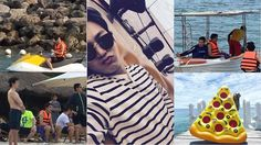 2016 April 04 (Monday) #Mactan #CEBU #PHILIPPINES A Day #Holiday #Island Hopping  : Jet #Skiing AFTER the #Events in #Manila on April 02 (Sat) & April 03 (Sun) for #BENCH (#Fashion #Clothing #Apparel) #LMHforBench #LMHLovesBench (Source: Drama Fever | 10 April 2016 )  THIS Post:  11 April 2016 (Monday)