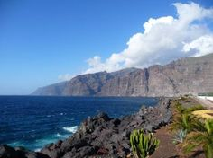 Tenerife beaches have the most beautiful view in the world.