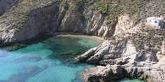 Lia Beach in Serifos Island, Greece
