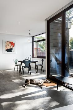 """Designed by David Weir Architects, """"The Exploding! Shed House"""" is a successfulexperiment in small footprint living for modern Perth."""
