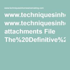 www.techniquesinhomewinemaking.com attachments File The%20Definitive%20Guide%20to%20Washing%20and%20Sanitizing%20Winemaking%20Equipment.pdf