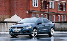 or this be my next car?    Volkswagen CC