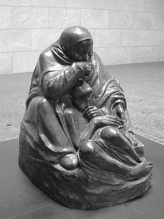 Kathe Kollwitz, Pieta