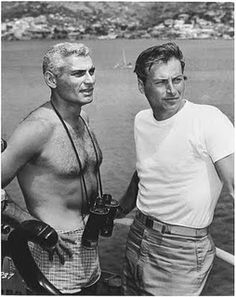 Jeff Chandler, Lex Barker