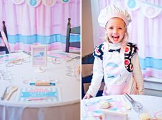 I am thrilled to share this precious party with you! Our fabulous team member, Caryn, just had a super adorable Little Chef / Baking Party for her daughter, Lauren. I knew our shop needed a fresh new baking party concept, and when Caryn's daughter chose a Baking themed party, my wheels got spinning. I custom …