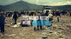 Fundação das Nações Unidas quer saber o que o mundo mais precisa... Nós já temos a nossa resposta!!! #SaibaMais http://bs9.me/1az3FMj