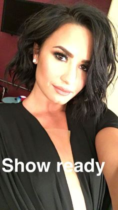 Follow my new Future Now Tour board! Demi on snapchat at Amway Center in Orlando, FL - July 2nd