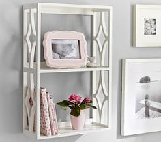 Decorator Shelf #Pottery Barn Kids