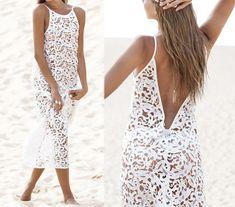 Fashion halter lace dress #AD51206YT