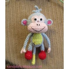 All Free Crochet Patterns | CROCHET N PLAY DESIGNS: Free Crochet Pattern: Heart Shaped Baby Doll
