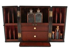 Antiques Atlas - George III Apothecary Cabinet