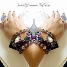 Beautiful Bracelets.Turkish Jewelry.Brass.Gold Plated.Agate.Jasper.Genuine Stones.Gorgeous Jewelry.by GLou Jewelry. #SummerCollection#TurkishJewelry#Agate#GoldPlated#BohemianStyle#GorgeousJewelry#GenuineStones#BohemianJewelry#JewelryBlogger#JewelryoftheDay#BohoFashion#Bohochic#HandMadejewelry#JoyeriahechaaMano#ByGLouJewelry#
