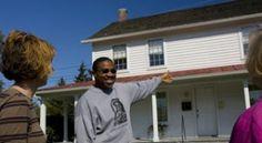 Harriet Tubman Home, Auburn NY, Finger Lakes.  Underground Railroad.