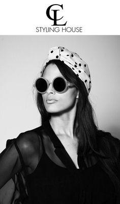 photograph - Pesquisa Google Turbans, Cl, Polka Dots, Stunning Summer, Summer Chic, Stylish, Art Direction, Vintage Style, Model