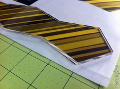Making bowties - check out acrylic templates Bow Tie Template, Bowtie Pattern, Laser Cut Acrylic, Laser Cutting, Sewing Projects, Bows, Templates, Bow Ties, Fabrics