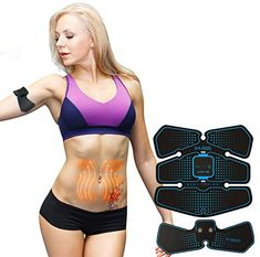 Fitness & Body Building Fitness Equipments Ingenious Smart Stimulator Muscle Sticker Arm Leg Massager Pad Slimming Shaping Exercise Fitness Gym Sports Training Gear