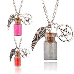 Supernatural Protection Chain Necklace