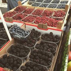 Farmers market Pipe Dream, Farmers Market, Raspberry, Food Photography, My Photos, Fruit, Instagram Posts, The Fruit, Cooking Photography
