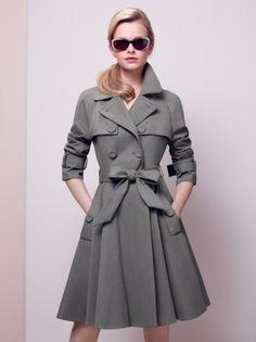 Trendy coat - sweet picture