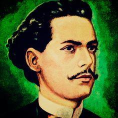 """Castro Alves (1841 – 1871) também ficou conhecido como o """"poeta dos escravos"""" devido ao seu engajamento em lutas sociais e políticas, principalmente pelo fim da escravidão. Estudo…"""