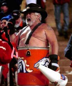 Miss you Barrel Man!