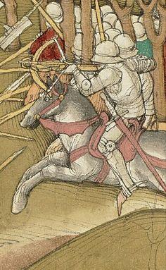 Bern, Burgerbibliothek, Mss.h.h.I.16, f. 253 – Diebold Schilling, Spiezer Chronik