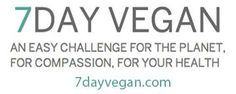 » The Guide :7Day Vegan: This is a guide to going vegan, with meal plans, nutrition info, inspiring stories, recommended reading, and more.