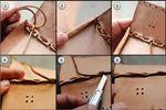 Мобильный LiveInternet Как сшить сумку из натуральной кожи. Фото мастер-класс и шаблон | Марриэтта - Вдохновлялочка Марриэтты |