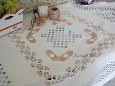 Embroidery-Hardanger | Flickr - Photo Sharing!