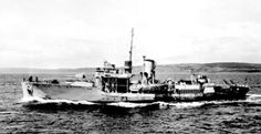 HMCS Alberni (K 103) of the Royal Canadian Navy - Canadian Corvette of the Flower class - Allied Warships of WWII - uboat.net