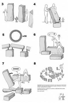 Ikea stonehenge p.2