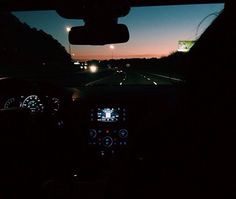 Love our late night drive                                                                                                                                                                                 More