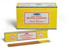 Incenso Satya Nag Champa Meditation x12