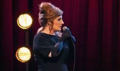 Adele goes undercover and enters an Adele impersonator competition. The moment she starts singing, everyone knows.