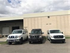 """Three different sizes available.  4x4 installation available with no lift, 2.5"""" lift, and 6"""" lift. Slimeline Bumper from Aluminess, Side steps from Advanced 4x4. 4x4 Van Conversion, Nissan Vans, Salt Lake City Utah, Four Wheel Drive, Offroad, Ford, Wheels, Dreams, Off Road"""