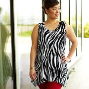 Save up to 55% off during the Come N See Plus-Size event on #zulily today!