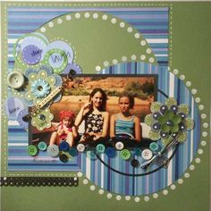 Layout: Friends at Lake Powell