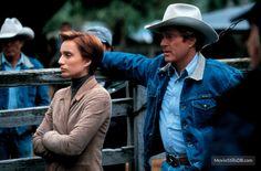 The Horse Whisperer (1998) Kristin Scott Thomas and Robert Redford
