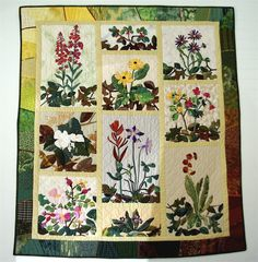 noelleodesigns wildflower quilt