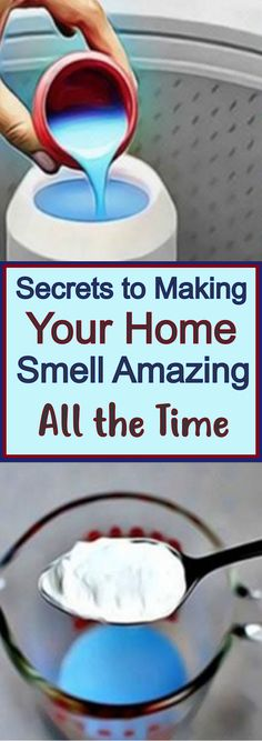 This Mixture That Will Make Your Home Smell so Wonderful… Your Neighbors Will Envy You -