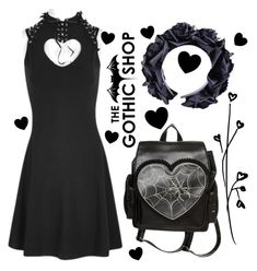 """""""Adorable"""" by thegothicshop on Polyvore featuring valentinesday"""