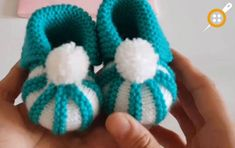 Knit Baby Booties, Baby Knitting, Baby Shoes, Booty, Kids, Clothes, Deko, Young Children, Outfits