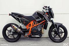 KTM 690 Duke review « Custom Bikes « DERESTRICTED