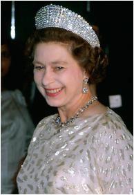 The Royal Order of Sartorial Splendor: Readers' Ultimate Tiaras: Your Diamond Fringe Winner!