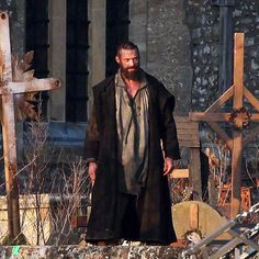 Les Miserables as a 2012 movie! With Hugh Jackman was Jean Valjean! So excited!