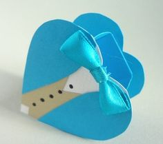 Gentleman Heart. Funny and romantic Valentine's Day idea for him | DIY is FUN