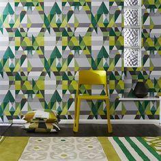 Zewana | Novelty wallpaper | Wallpaper patterns | Wallpaper from the 70s