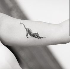 Inspirational Animal Tattoos and Designs for Animal Lovers - Lovely Animals .- Inspirational Animal Tattoos and Designs for Animal Lovers – Lovely Animals World Mini Tattoos, Love Tattoos, Tattoo You, Back Tattoo, Small Tattoos, Awesome Tattoos, Small Feminine Tattoos, Arabic Tattoos, World Tattoo